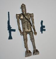 Star Wars Vintage Kenner IG-88 1980 hollow eyes blaster Hong Kong LFL Action