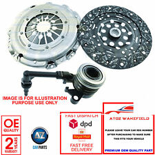 RENAULT MEGANE SPORT 2.0 16V 225 CLUTCH COVER DISC CYLINDER KIT OE QUALITY 238mm