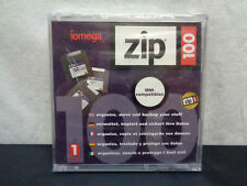 Set of 3 Zip 100 Iomega Discs Blank Media (OARC2)