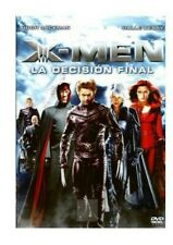 X-Men 3: La Decisión Final DVD