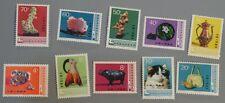 PR China 1978 T29 Arts and Grafts MNH  SC#1423-33