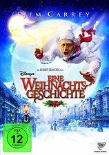 Disney's EINE WEIHNACHTSGESCHICHTE (Jim Carrey) NEU+OVP DVD