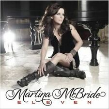 Eleven by Martina McBride (CD, Oct-2011, Humphead)