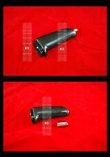 GLOSSY BLACK CARBON E-BRAKE EBRAKE HANDLE BMW X5 E53 M3 M5 E36 E46 REPLACEMENT
