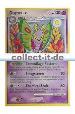 Pokemon Platinum 25/127 - Dustox Englisch