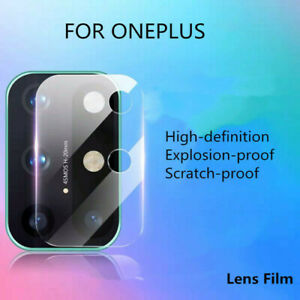 Tempered Glass For OnePlus 8T Pro Nord N100 N10 5G Camera Lens Screen Protector