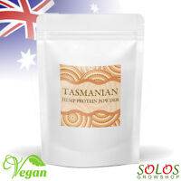 HEMP PROTEIN POWDER TASMANIAN GROWN ORGANIC PRODUCT OF AUSTRALIA 450g,1kg - 4kg
