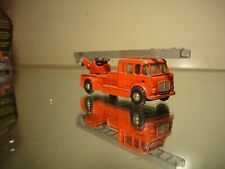 Budgie Merryweather Fire Engine, No 254