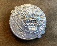 White Ranger Vintage Power Rangers Tigerzord Morpher Coin 1994 Bandai MMPR