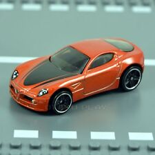 Hot Wheels Exotics Alfa Romeo 8C Competizione Orange Met New Loose 1:64 Diecast