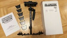 Glidecam HD-2000 Stabilizer with Manfrotto quick release plate.