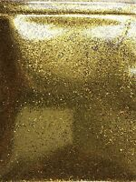 Gold Nail Art Powder Holographic 3D Nail Glitter Dust Shiny Pigment
