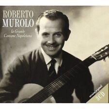 La Grande Canzone Napoletana by Roberto Murolo (CD, May-2012, Sony Music Distrib