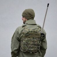 Tactical Antenna for Baofeng stripe real working pmr Tactic B1 Desert 159/446MHz