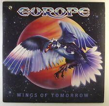 """12"""" LP-Europe-Wings of Tomorrow-c819-Slavati & cleaned"""