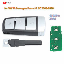 Remote Key 3 Button 434MHz for Volkswagen Magotan/Passat/ CC FCC:3C0 959 752 BA