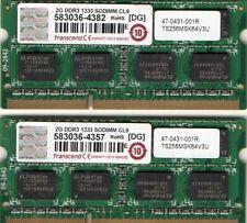 4GB SODIMM Sony SVE15113FXS SVE15114FXS SVE15115EGB SVE15115ENB Ram Memory