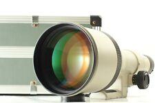 [Near MINT w/ Case] Canon New FD NFD 600mm f/4.5 Telephoto MF Lens From Japan