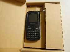 NET 10 Tracfone Black LG NTLG300GB Black Cellular Phone RECONDITIONED