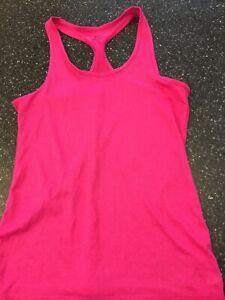 Nike Running Dri-Fit Women's Racer Back Top Med