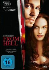 From Hell von Albert Hughes, Allen Hughes   DVD   Zustand gut