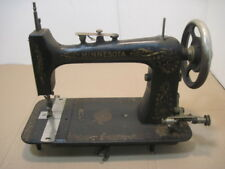 M OLD CAST IRON TREDDLE SEWING MACHINE MINNESOTA WORKS MODEL C