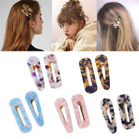 Fashion Leopard Hair Clip Hairband Comb Bobby Pin Barrette Hairpin Headdress