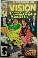 The Vision and The Scarlet Witch #1-6