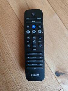 Genuine Philips A1037-26BA-004 Home Theatre Soundbar Remote Control