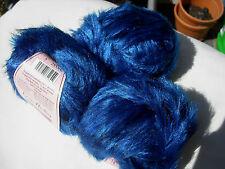 Louisa Harding Knitting Yarn 'Luzia', Stunning Fur Lookalike! 50g x 40m