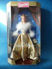Barbie doll Golden Waltz 1998 vintage anni '90 NRFB nuova in scatola Mattel