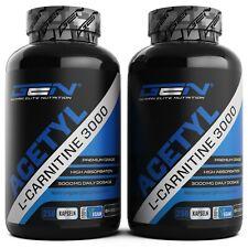 Acetyl L-carnitin 3000 extra stark Big Pack 250 Stk.