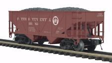 MTH 20-97163 PRR 34' AAR Composite Hopper PENNSYLVANIA Rd#220844 1st# O scale