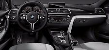 BMW OEM F30 F31 F34 F80 F36 3 & 4 Series GC Carbon Fiber Interior Trim Kit NEW