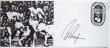 AUDUN Boysen Olympique 1956 800 M Médaille de bronze gagnant – Original encre autographe