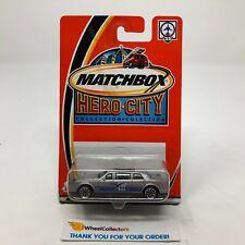 Limousine * Silver * Matchbox * JD17
