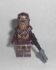 Neu Wookee Chewbaca braun Chui Wooki Lego Star Wars Wookiee Figur Figuren