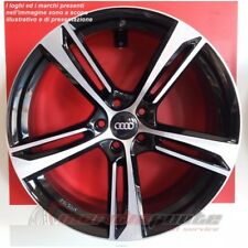 PAKY BD CERCHI IN LEGA 8J 19 5X112 ET45 66,5 MADE IN ITALY X AUDI A3 A4 A6 OFFER