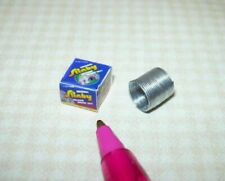 Miniature Slinky Toy w/Box: DOLLHOUSE 1/12 Scale Toys