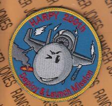 USAF ROKAF HARPY 200th Flight Squadron 3.25 patch