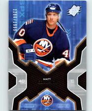 (HCW) 2006-07 SPx #198 Matt Koalska Hockey NHL RC Rookie 1280/1999 04142