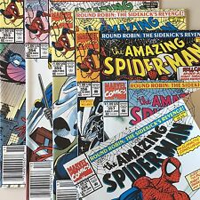Amazing Spiderman, Round Robin #353 #354 #355 #356 #357 #358, Nm Marvel Comic