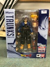 S.H. Figuarts Dragonball Z Bandai Action Figures Trunks