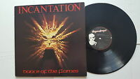 INCANTATION - Dance of the Flames UK PRESS FOLK 1983 Gatefold + Booklet (LP)