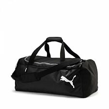 Puma Fundamentals Bag M Sac de Sport Mixte adulte Black OSFA