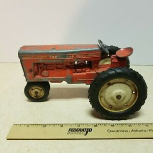 Toy 560 Vintage Tru Scale Tractor #401 # 2