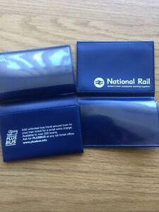 2 X National Rail Train Ticket Holders