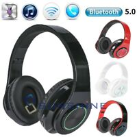 For PS4 PlayStation 4 Xbox One & PC Computer Pro Gamer Headset Stereo Headphones