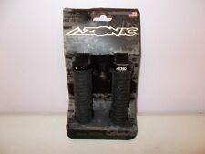 New Azonic Razor Wire Black Bike Grips Handlebar