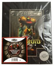 Nintendo Metroid Prime Samus Limited Edition Cell Art 03213/15000